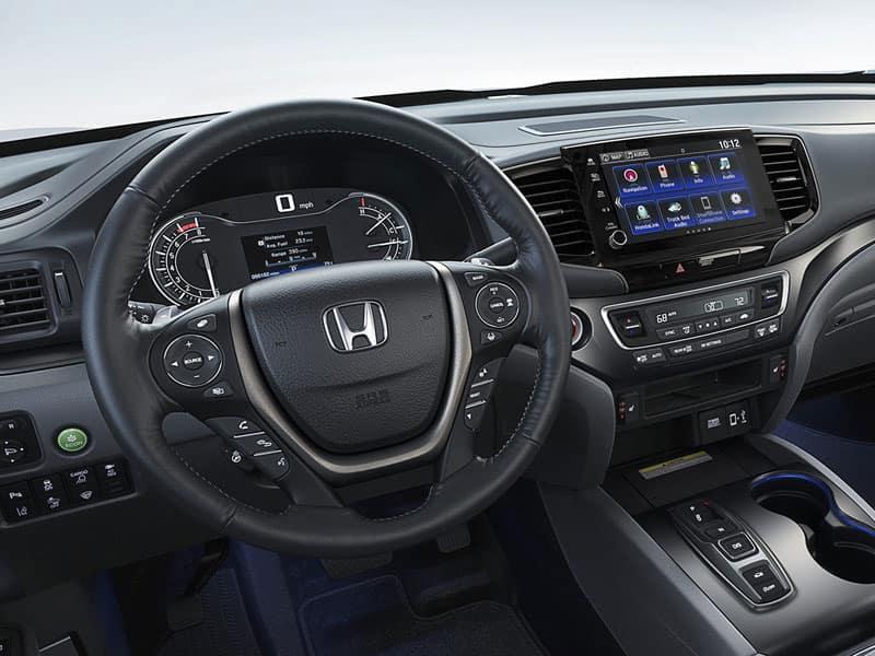 2021 Honda Ridgeline Features and Equipment