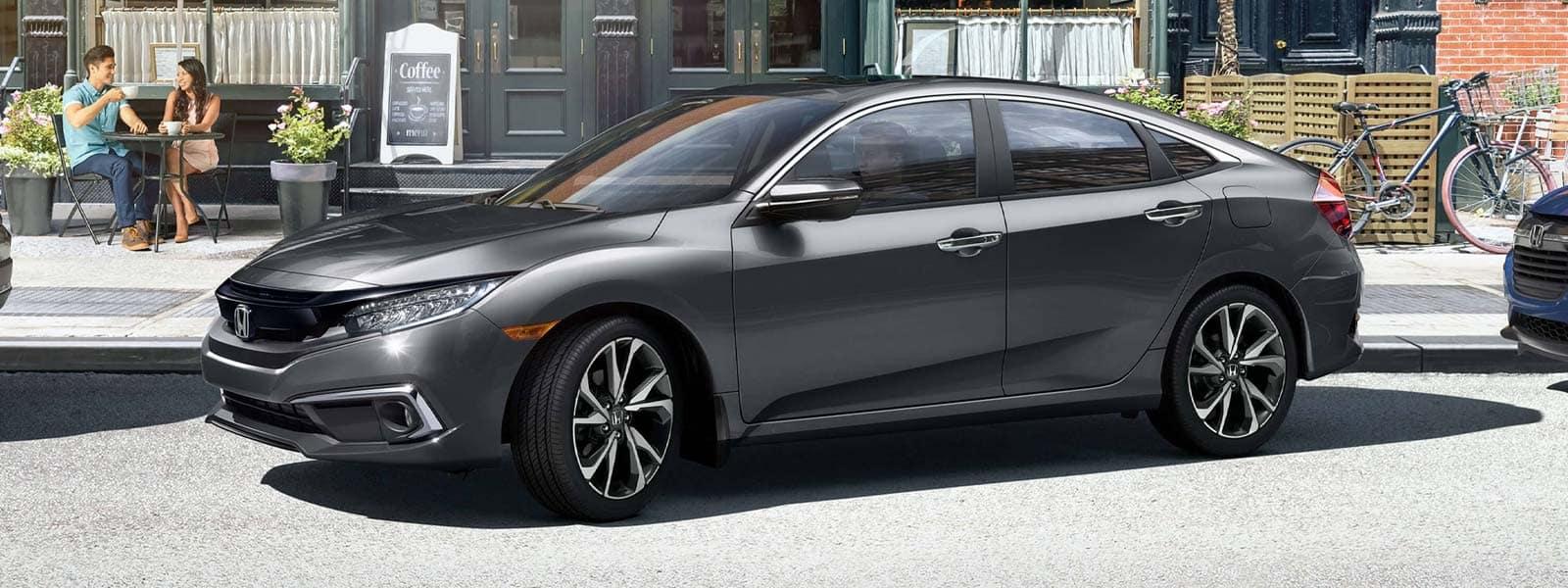 Buy new 2021 Honda Civic in Martinsville Virginia