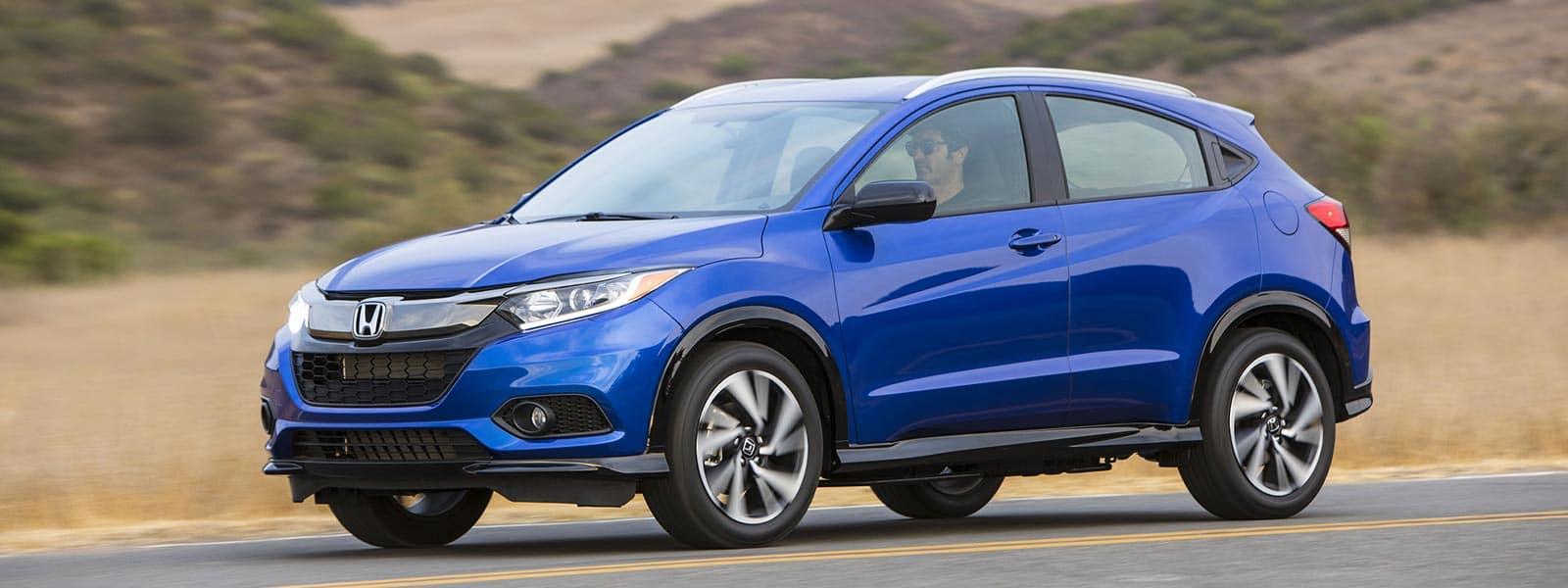 Buy new 2021 Honda HR-V in Martinsville Virginia