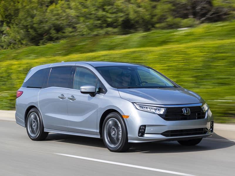 2022 Honda Odyssey powertrain and performance