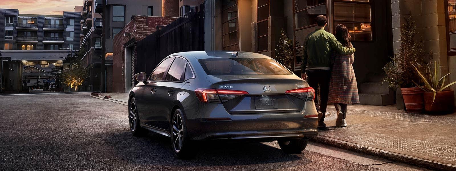 Buy or lease new Honda Civic Sedan Martinsville Virginia