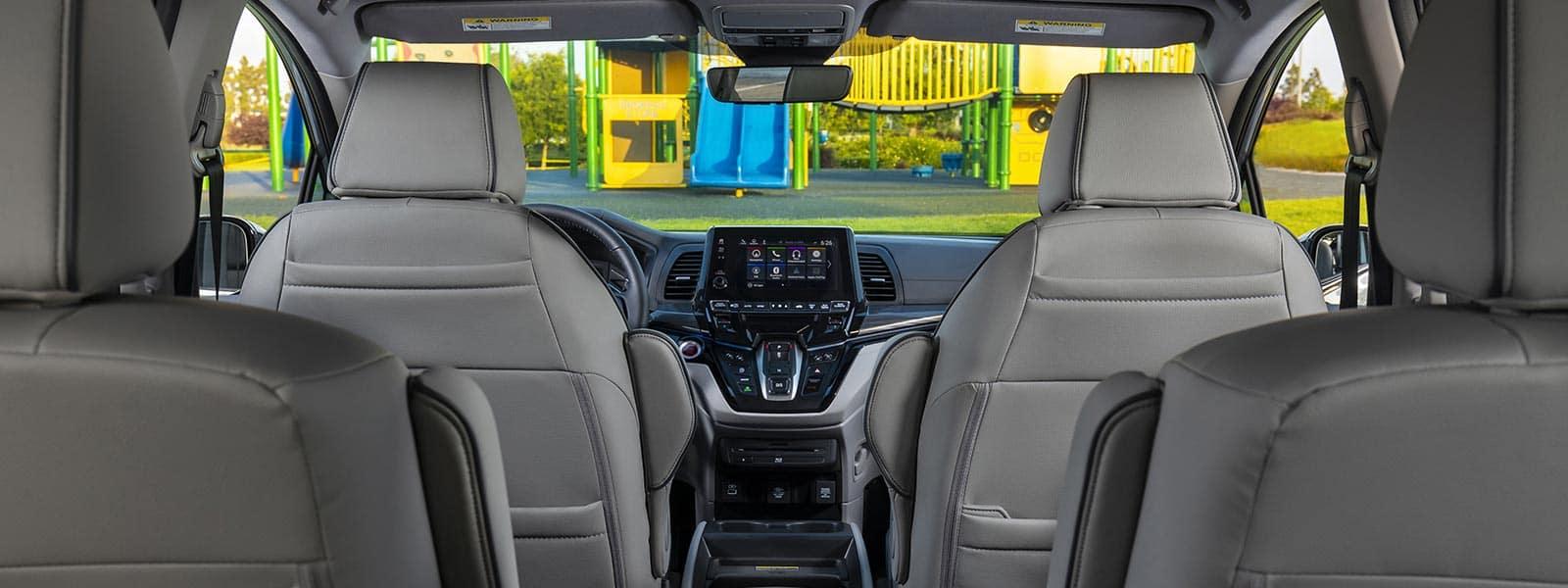 Buy or lease new Honda Odyssey minivan Martinsville Virginia