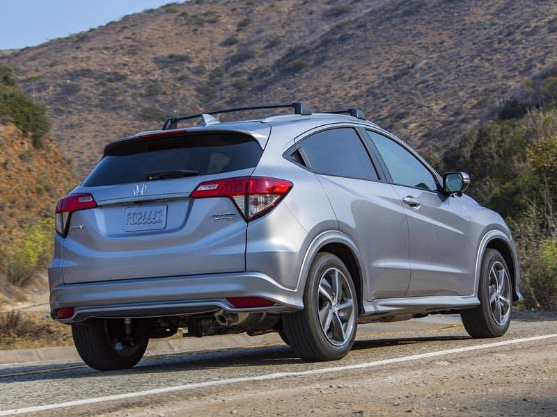2022 Honda HR-V powertrain and performance