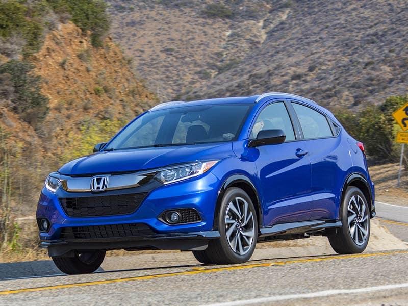 2022 Honda HR-V trim levels and models