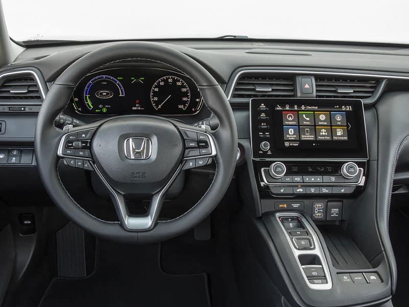 2022 Honda Insight interior comfort and technology