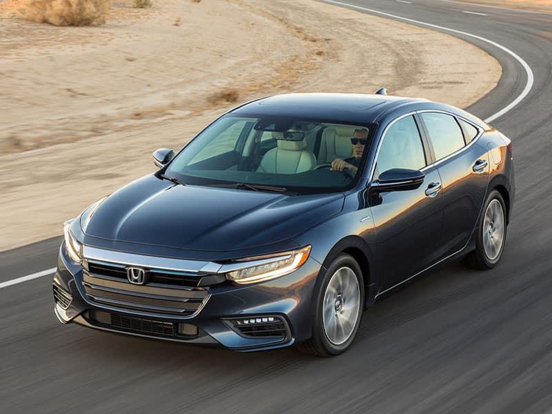 2022 Honda Insight models and trim levels