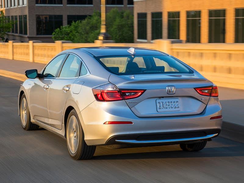 2022 Honda Insight powertrain and performance