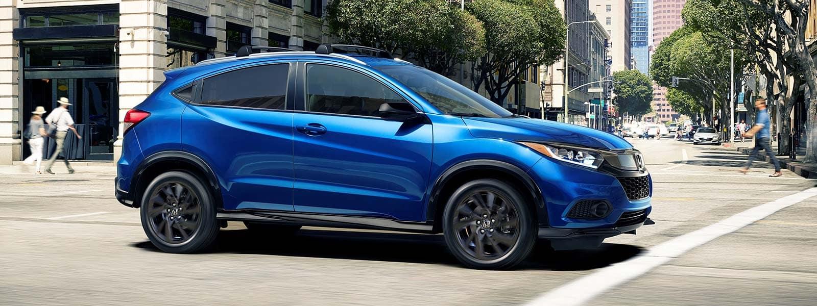 Lease or finance new 2022 Honda HR-V in Martinsville Virginia