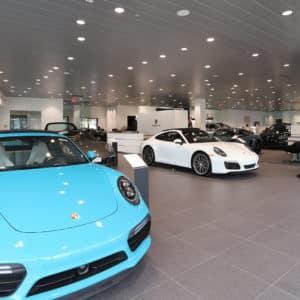 Greenwich Porsche, Greenwich, CT; 06/20/18