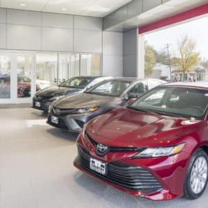 Toyota of Westport, Westport, CT