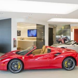 Wide World Ferrari
