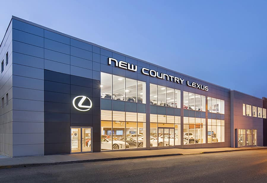 new county lexus greatneck