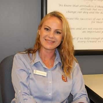Carrie Johansen