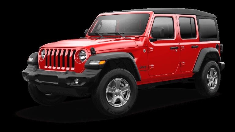 Jeep Wrangler Lease Offer Redlands, CA