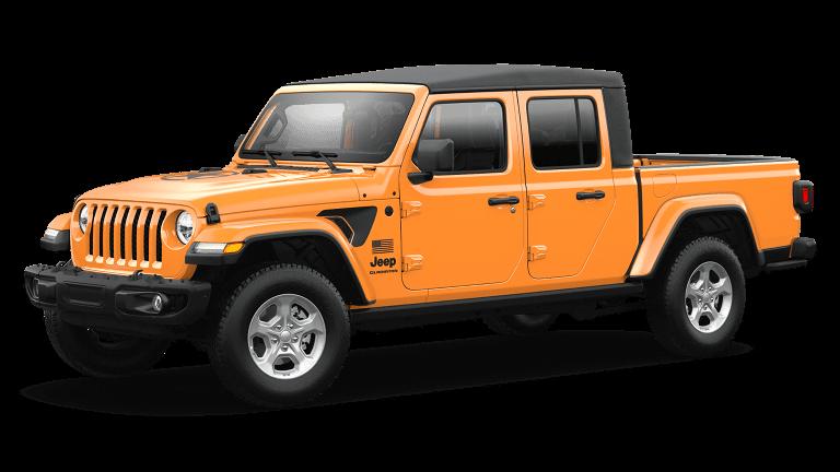 2021 Jeep Gladiator Freedom - Nacho