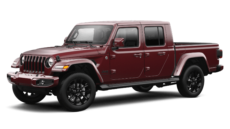 2021 Jeep Gladiator High Altitude - Snazzberry