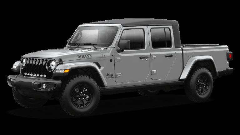 2021 Jeep Gladiator Willys Sport - Sting-Gray