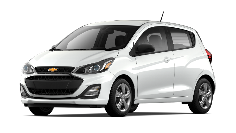Incoming Chevy Spark Vehicles