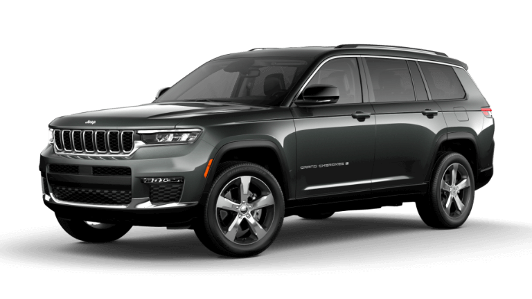 2021 Jeep Grand Cherokee L Limited Baltic Gray