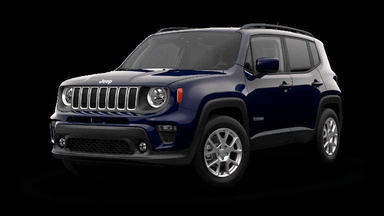 2021 Jeep Renegade Latitude Jetset Blue