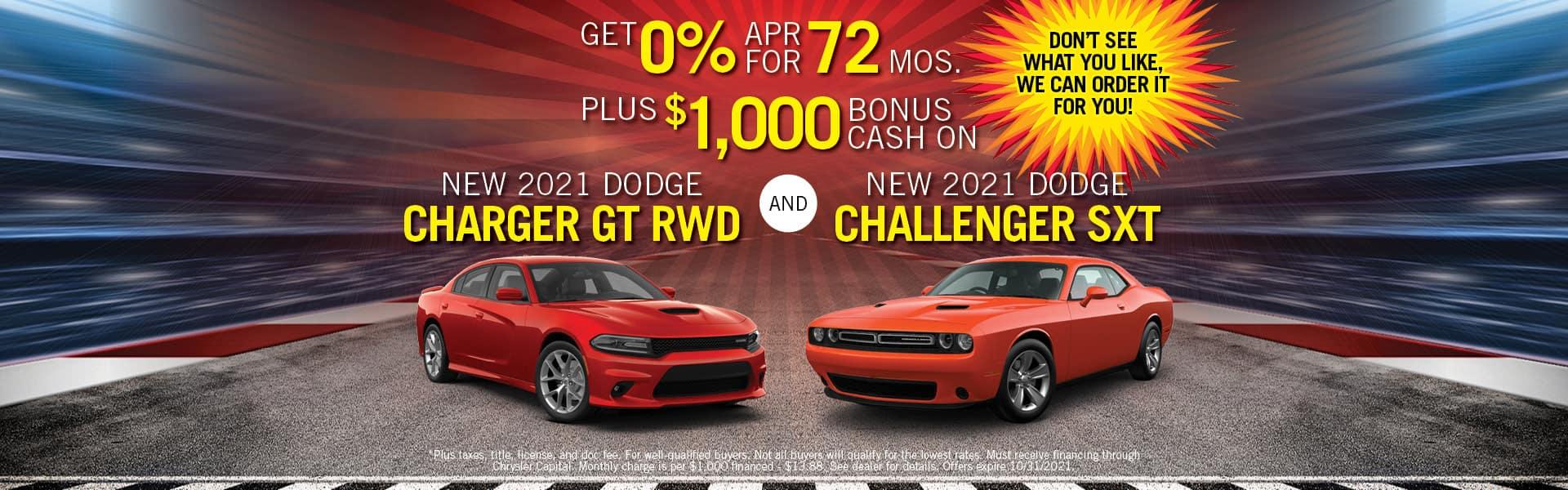 2021 Dodge Charger & Challenger Special Offers   Redlands CDJR