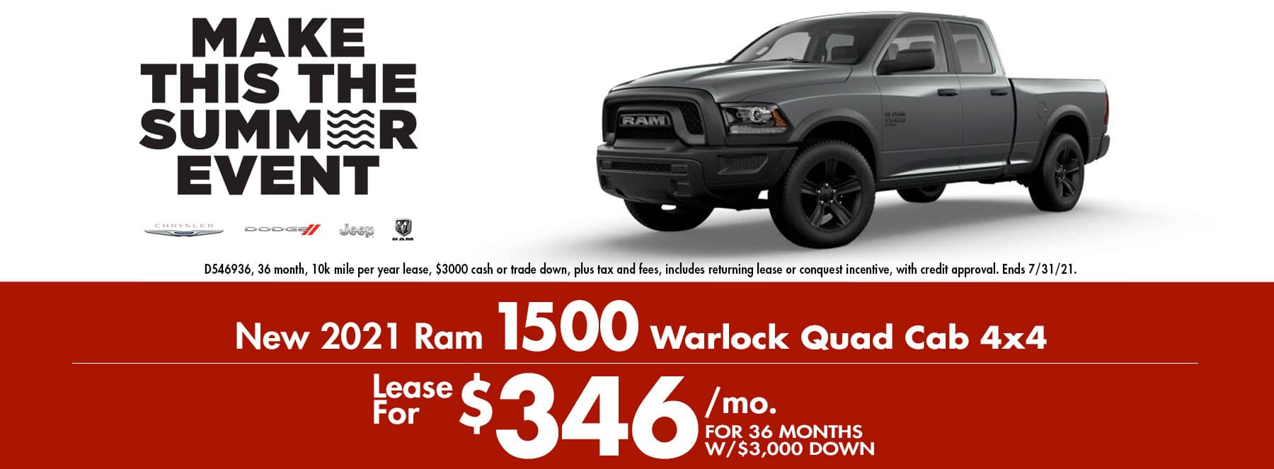 2021 Ram 1500 Warlock
