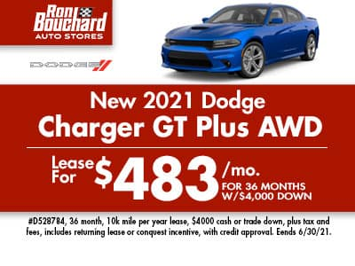 New 2021 Dodge Charger GT Plus AWD