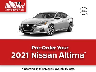 2021 Nissan Altima