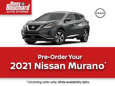 2021 Nissan Murano AWD