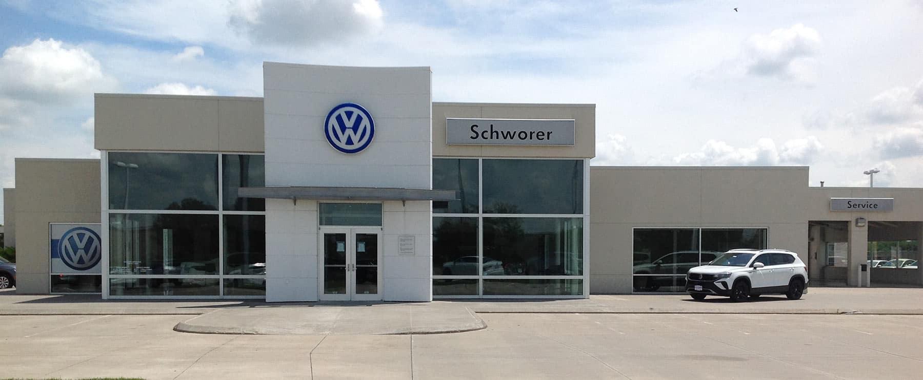 Schworer Volkswagen Dealership