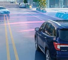 collision mitigation braking systemcmbs