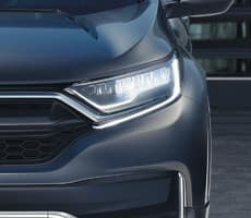 led headlights with auto-on off