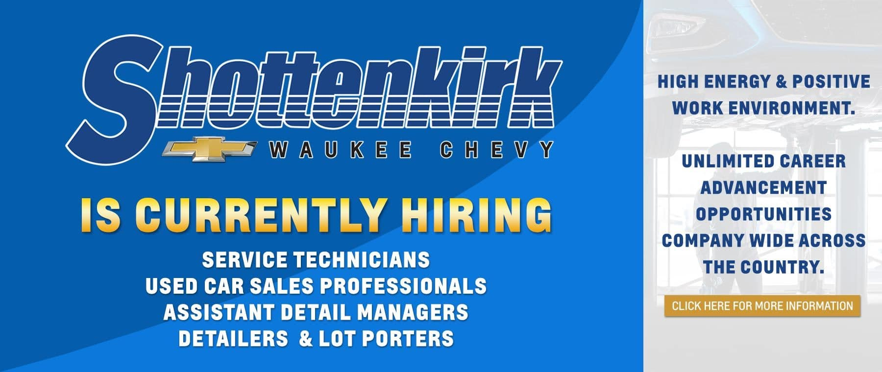 currently hiring