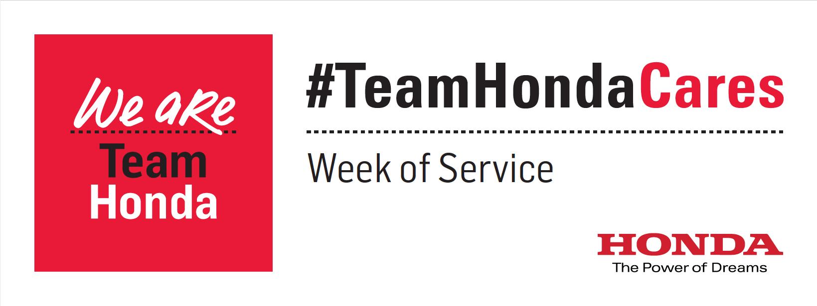 Week Of Service