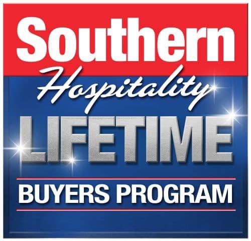 Southern Hospitality LIFETIME Buyers Program
