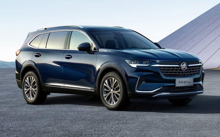 2022 Buick Envision Plus