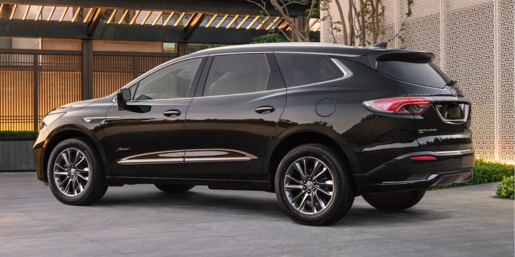 Southern Buick Greenbrier Buick Enclave
