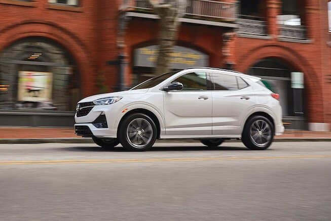Southern Buick Greenbrier Buick Encore