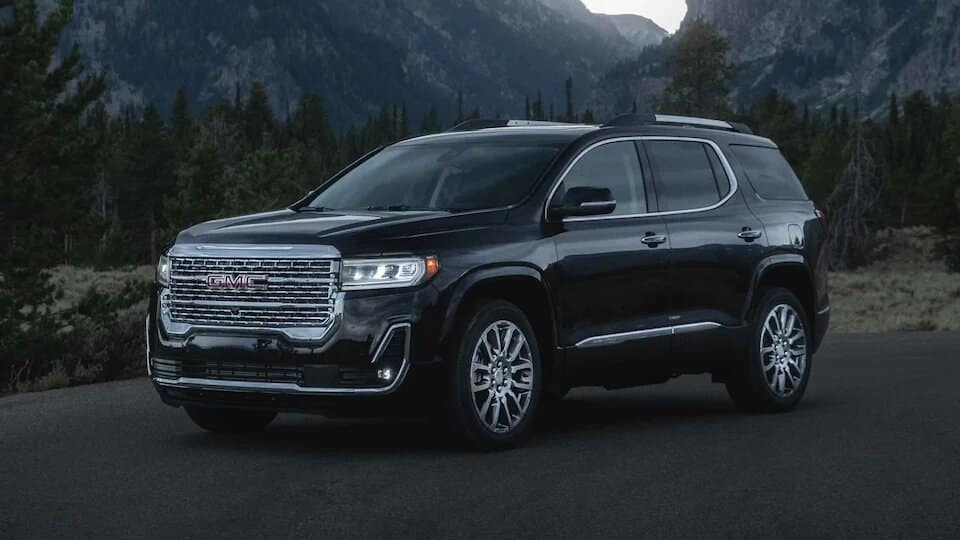 Southern Buick Greenbrier GMC Acadia