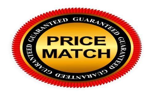 PRICE MATCH GUARANTEED