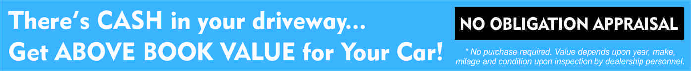 Trade Web Banner Blue