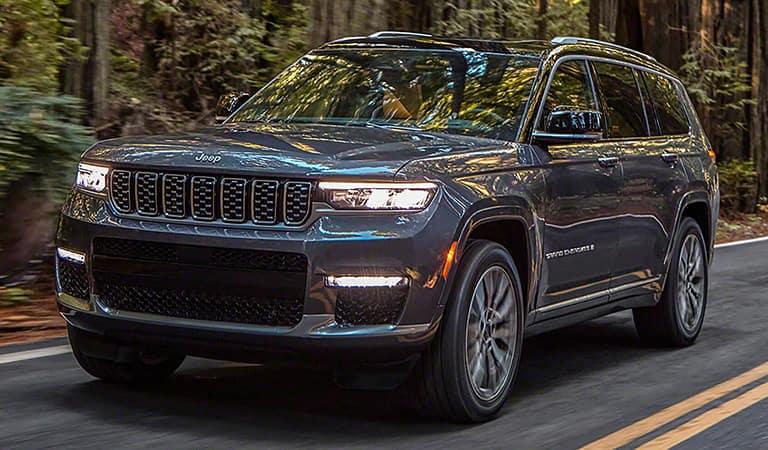 New 2021 Grand Cherokee L Corbin KY