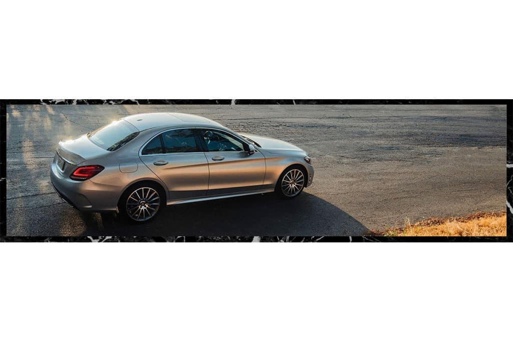 Mercedes-Benz lease
