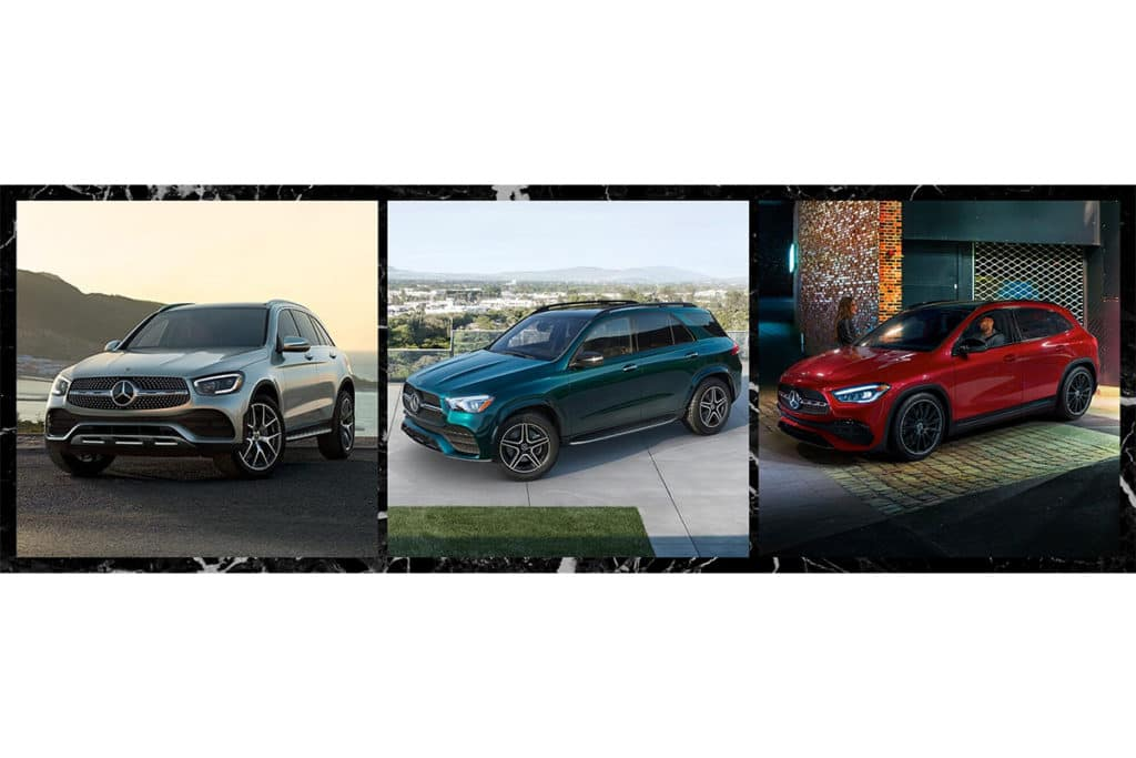 Mercedes lease offers