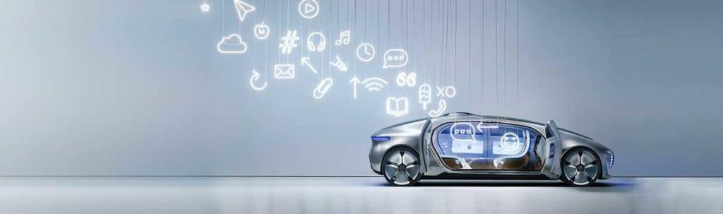 electric cars Mercedes