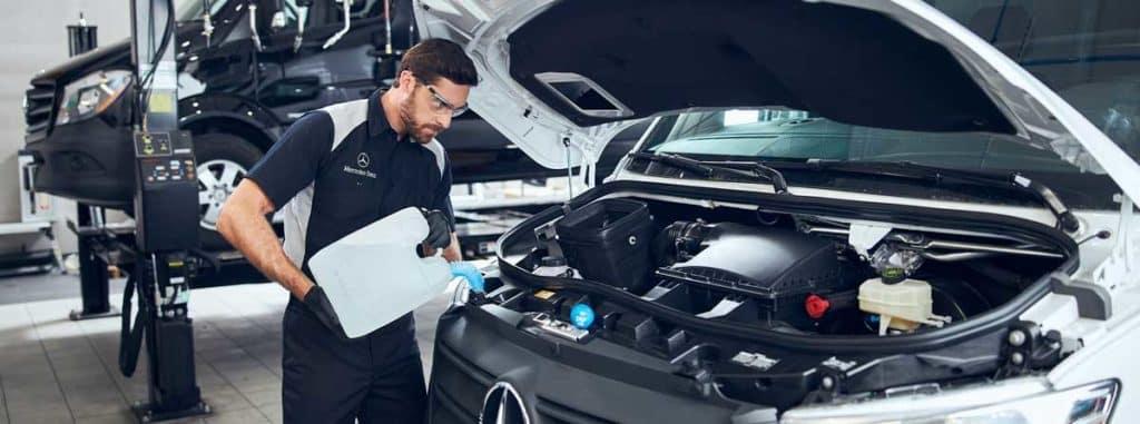 car service Mercedes