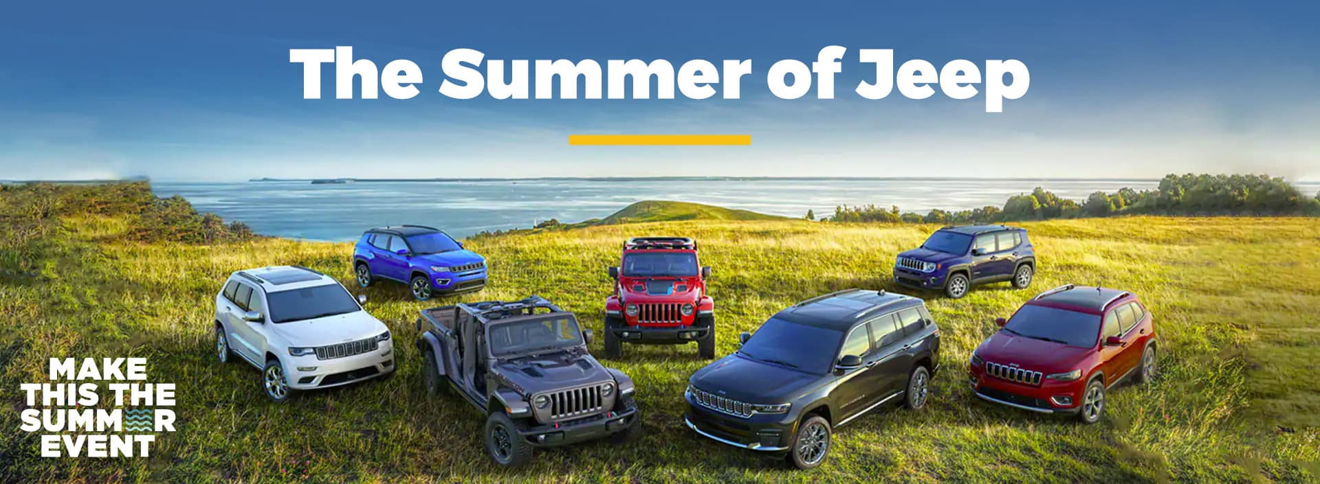 The Summer of Jeep