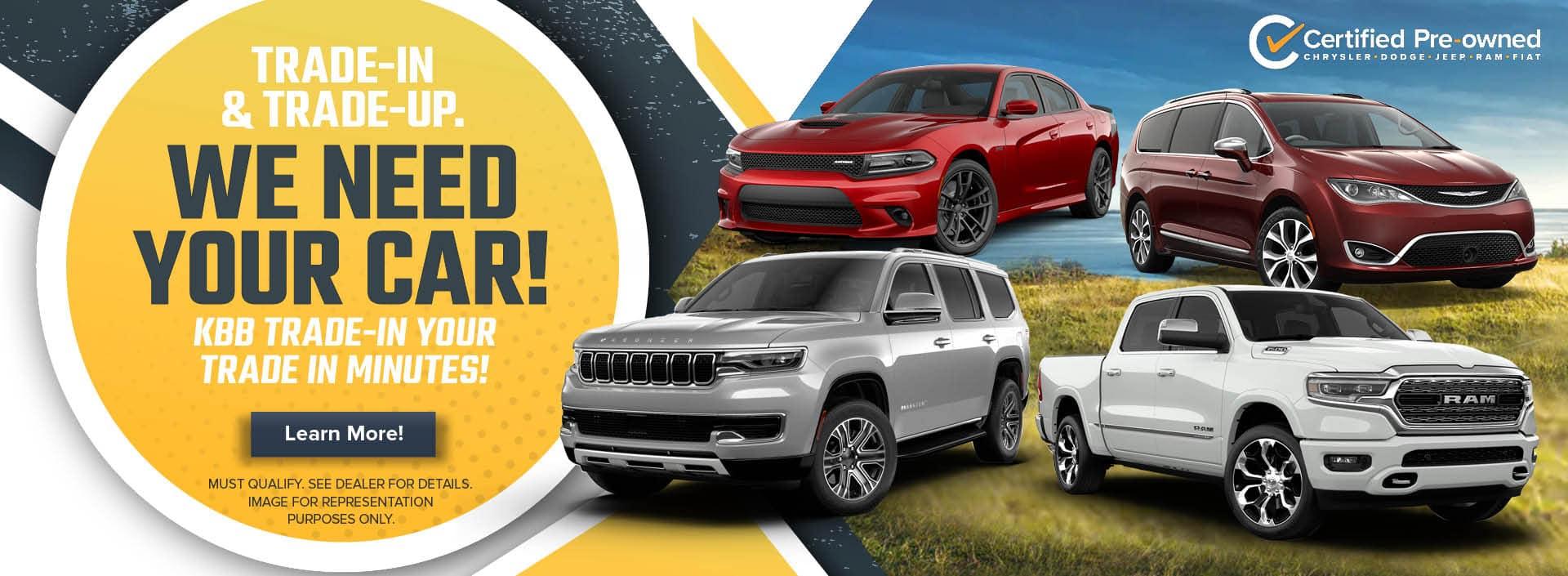 Chrysler Dodge Jeep Ram Certified Program