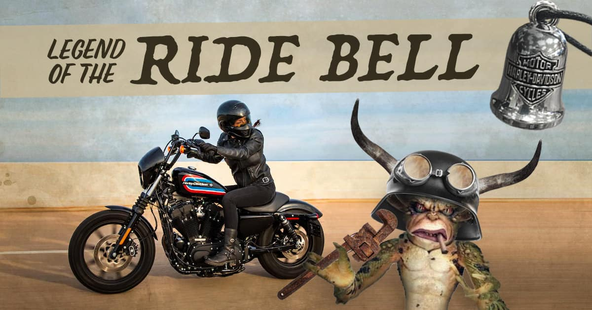 Legend of the Ride Bell
